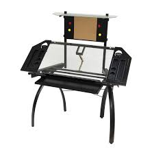 Studio Designs Drafting Tables Studio Designs Futura Tower Adjustable Drafting Table Drawing Desk