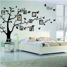 How To Decorate Large Walls by Amazon Com Timber Artbox Beautiful Family Tree Wall Decal With