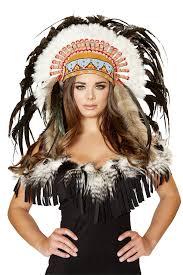 women indian halloween costumes amazon com roma costume women u0027s native american headdress multi