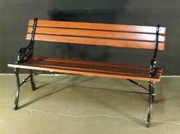 Wrought Iron Garden Bench Seat Wrought Iron Bench Seat Ends