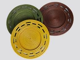 rattan charger plates at target color choice modern house design