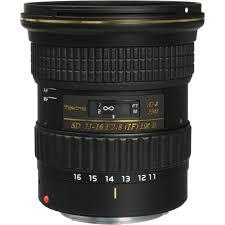 tokina at x 116 pro dx ii 11 16mm f 2 8 lens atxaf116dxiic b u0026h