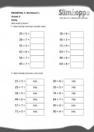 graad 4 wiskunde wk 1 smartkids