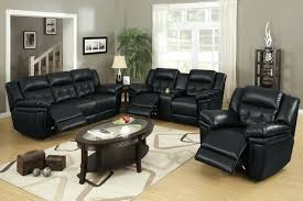 black reclining leather sofa safabulous sa black leather reclining
