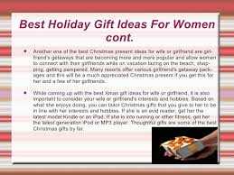 christmas gifts ideas for wife or girlfriend for 2010