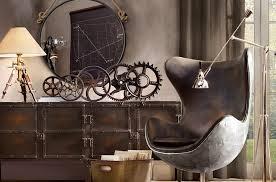 Chaise Industrielle Métal Noir Antique Déco Industrielle Comment Donner Un Style Industriel à Votre Décoration