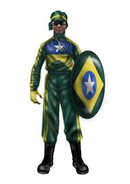 Capitao Brasil - capitao brasil by pesonico on deviantart