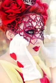 43 best halloween images on pinterest queen of hearts makeup