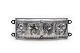 mirror mount beacon lights led grille lights surface mount vehicle lights stl