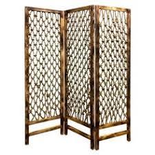 Ekne Room Divider Handmade Nantucket 4 Panel Wood Screen China Decorative