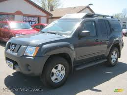 dark gray nissan 2008 nissan xterra s 4x4 in night armor dark gray 536457