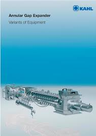 annular gap expander amandus kahl pdf catalogue technical