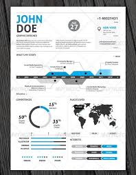 Infographic Resumes The 25 Best Infographic Resume Ideas On Pinterest Perfect