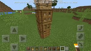 membuat rumah di minecraft cara membuat rumah 1x1 paling kecil di minecraft pocket edition