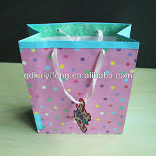 purse gift bags lovely kids decorate gift paper bag paper gift bag purple paper