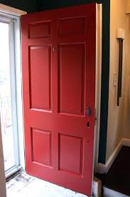 front doors pure front door red paint color inspirations best