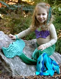 Ariel Mermaid Halloween Costume 136 Meerjungfrauen Mermaids Images