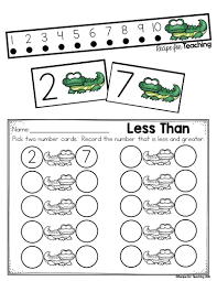 greater than less than worksheet for kindergarten greater than less than worksheets wallpapercraft