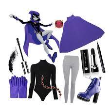 Teen Titans Halloween Costumes 25 Raven Halloween Costume Ideas Teen