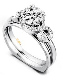 infinity wedding rings infinity vintage engagement ring schneider design california