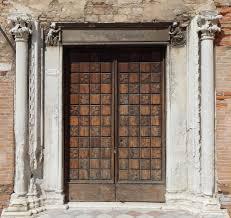 texture ornate wood door from venice 10 medieval doors
