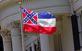 State Flags Of Usa Mississippi State Flag Will State Remove Confederate Symbol Time