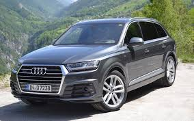 Audi Q7 Suv - 2016 audi q7 3 0 tfsi quattro progressiv price engine full