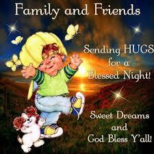 sweet dreams goeie more nag lekker slaap