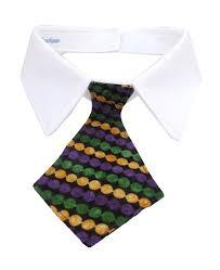 dog collar mardi gras chevron 30 best necktie collars images on big dog breeds