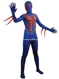 Spiderman Costume Halloween Spider Man 2099 Suit Halloween Spiderman Costume