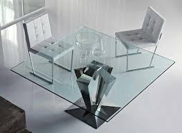 Square Glass Dining Table Furniture Fashionon Today S Menu 10 Chic Square Dining Tables