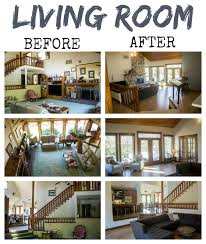 house remodel before and after the big reveal the wanderlust