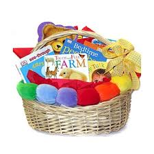 book gift baskets baby book gift basket ideas