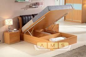 king size storage bed frame storage decorations