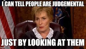 Unimpressed Meme - judge judy unimpressed memes imgflip