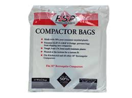 Garbage Compactor Bags Trash Compactor Bags Reliable Parts