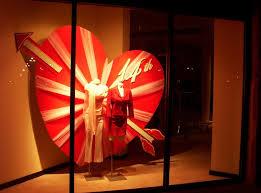 Valentines Decoration Ideas For Windows by 21 Best Valentine Mall Decorations Images On Pinterest Valentine