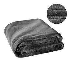 plaid gris pour canapé deconovo couverture bebe fille plaid fourrure pour canape 150x200cm