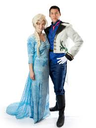 Frozen Costume Queen Elsa And Prince Hans Frozen Couple Costumecreative Costumes