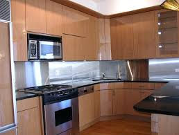 Stainless Steel Backsplash Behind Range Stainless Steel Backsplash - Stainless steel backsplash