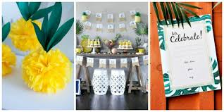 Tropical Themed Party Decorations - 15 awesome diy tropical ideas home decor crafts u0026 more