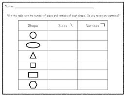 colouring worksheets nursery math sorting shapes worksheet