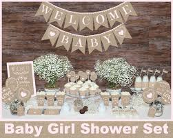 baby shower decorations for a girl rustic baby shower decorations girl baby shower decorations