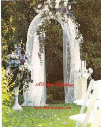 wedding arches decorated with tulle wedding arch with 200 lights arch wedding and weddings