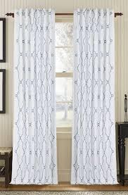 Cotton Curtains And Drapes Kay Viola Linen Cotton Drapery Panel