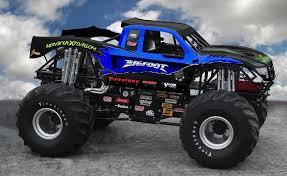 new monster truck image mxtbigfoot jpg monster trucks wiki fandom powered by wikia
