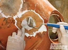 corvette fiberglass repair how to repair fiberglass fiberglass repair rod