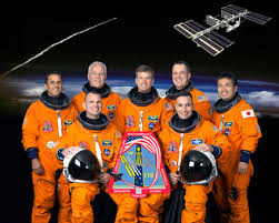 space shuttle astronaut nasa sts 119