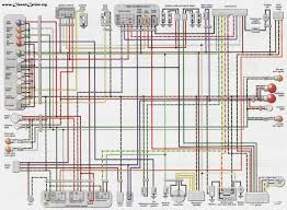 Wiring Diagram With Schematics For A 1998 400 4x4 Arctic Cat 4 Wheeler Classic Cycles Motorcycle Technical Resources