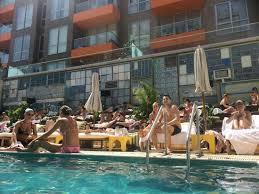 pool bleachers picture of mccarren hotel u0026 pool brooklyn